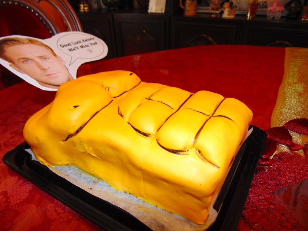 Ryan Gosling Abs Cake 3