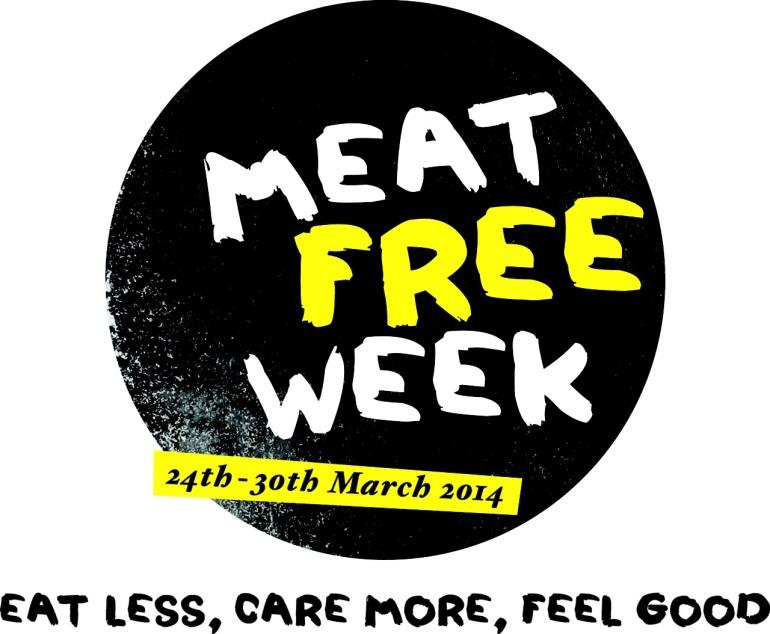 Meat Free Week 2014