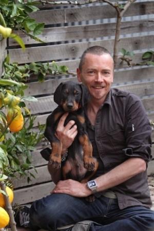 Simon and Sid. Photo Credit: Sally Harding