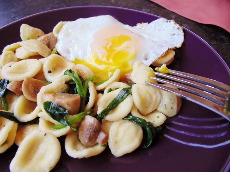 Look at that golden yolk!