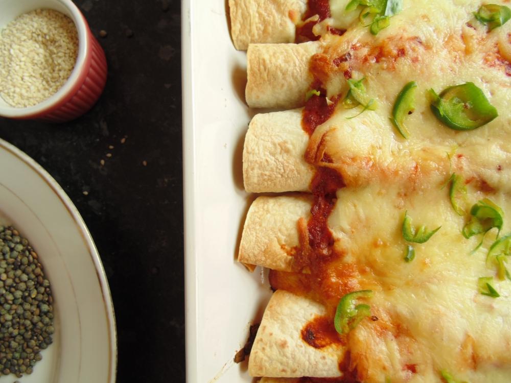 Spicy Lentil Enchiladas_Brendon D'Souza_2