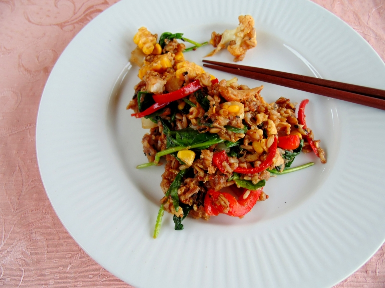 eSPECIALly Wild Fried Rice with Pic's Extra Virgin Peanut Oil_Brendon D'Souza_brendonthesmilingchef_3