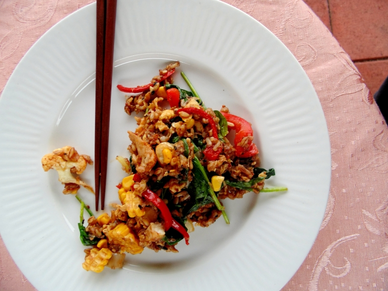 eSPECIALly Wild Fried Rice with Pic's Extra Virgin Peanut Oil_Brendon D'Souza_brendonthesmilingchef_4