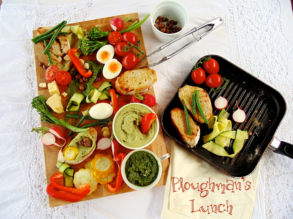 Food Revolution Day 2014 #FRD2014 and a Special Ploughman's Lunch_Brendon D'Souza_Brendon The Smiling Chef_1