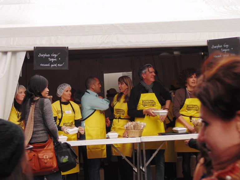 The fabulous foodies: Guillaume Brahimi, Maeve O'Meara, Terry Durack, Jill Dupleix.