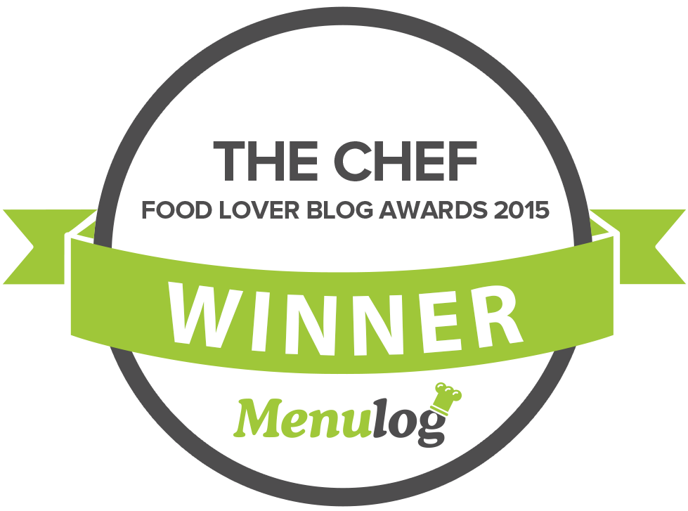 Smiling chef turns 3 and wins the chef best blog for recipes in smiling chef turns 3 and wins the chef best blog for recipes in menulogs food lover blog awards forumfinder Images