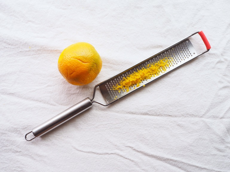 You'll catch all the fabulous zest easier.