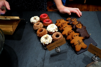 Vegan Donuts; Ginger Ninjas