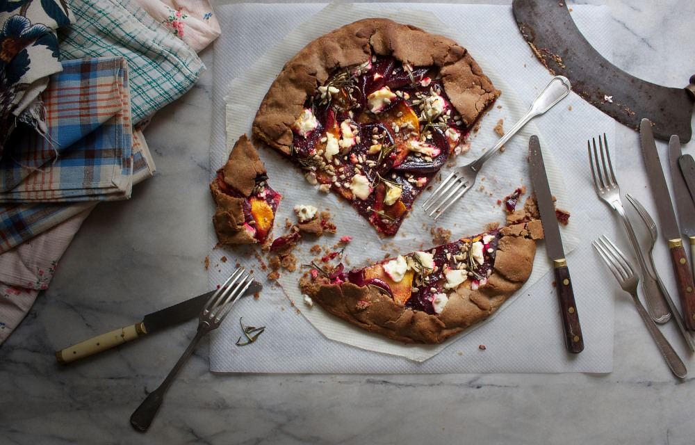 1-Beetroot & squash galette Infinite belly