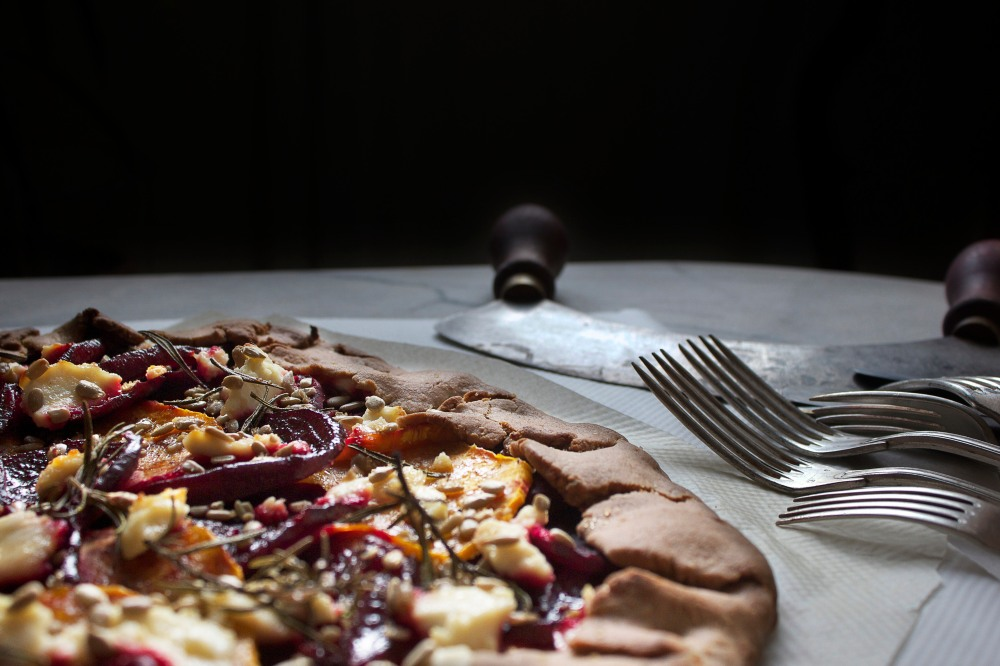 4-Beetroot & squash galette Infinite belly